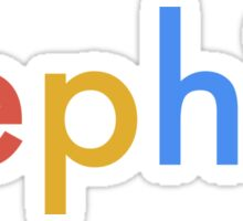 AEPhi Google  Sticker