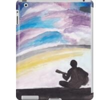 His Song iPad Case/Skin