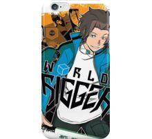 Yūichi Jin - World Trigger iPhone Case/Skin