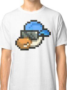 Large Blue Hat Chancy Classic T-Shirt