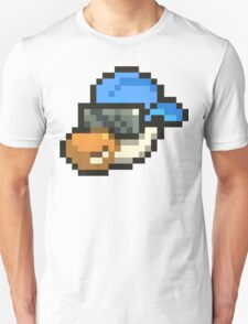 Large Blue Hat Chancy T-Shirt