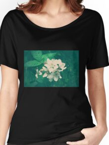 Overlit Flowers Women's Relaxed Fit T-Shirt