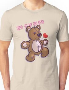 Cupid Got My Boo Bear Unisex T-Shirt