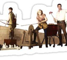 Once Cast Promo Sticker