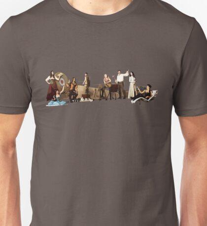 Once Cast Promo Unisex T-Shirt