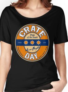 crate day Women's Relaxed Fit T-Shirt