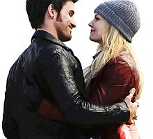 Captain Swan Smile by TPejoves