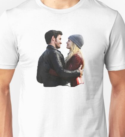 Captain Swan Smile Unisex T-Shirt