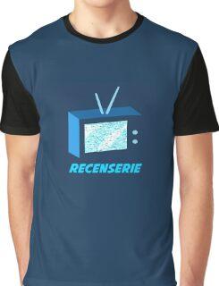 Recenserie Logo Graphic T-Shirt