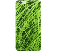 Pop of Green iPhone Case/Skin