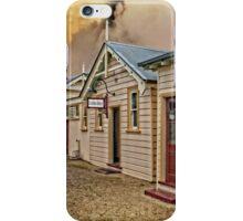 Gundagai Railway Station No.2 iPhone Case/Skin