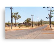 Halls Creek Canvas Print
