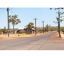Halls Creek Photographic Print