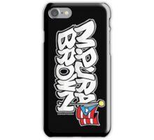 @M.Pura Brown  iPhone Case/Skin