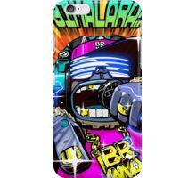 HipHop Gorilla iPhone Case/Skin