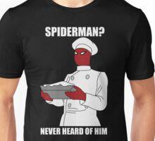 60's Spiderman Unisex T-Shirt
