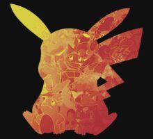 Pokemon Galaxy  by alextana