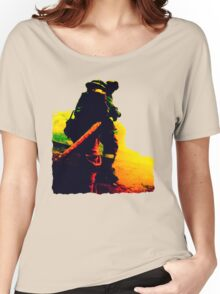 Fighters of Fire Women's Relaxed Fit T-Shirt