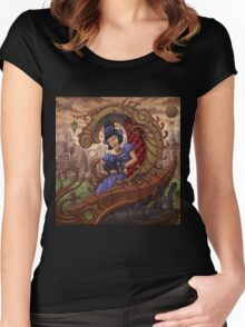 Madame Mollusk Women's Fitted Scoop T-Shirt