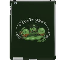 Master Peas iPad Case/Skin