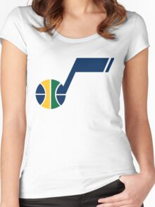 Jazz Women's Fitted Scoop T-Shirt