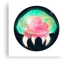 Galaxy Metroid  Canvas Print