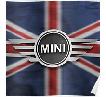 A True British Classic - Union Jack Poster