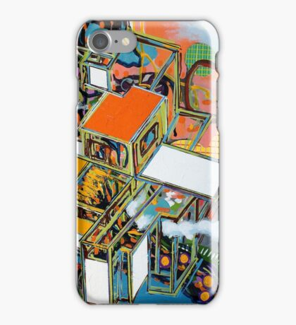 untitled 3 (or: brave new world ) iPhone Case/Skin