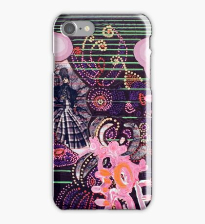 Lucy in the sky 1 iPhone Case/Skin