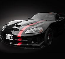 Dodge Viper SRT by Matt Malloy