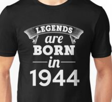 legends are born in 1944 shirt hoodie Unisex T-Shirt