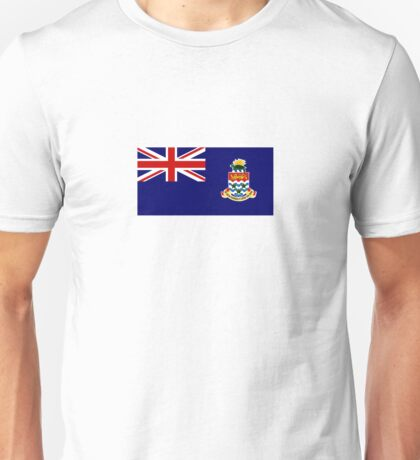 National flag of the Cayman Islands Unisex T-Shirt