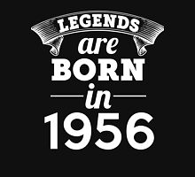legends are born in 1956 shirt hoodie Unisex T-Shirt