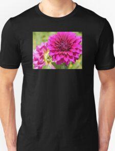 Dahlia Macro Unisex T-Shirt