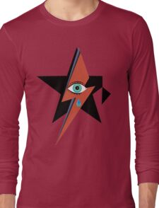 David Bowie : A rock star went to heaven Long Sleeve T-Shirt