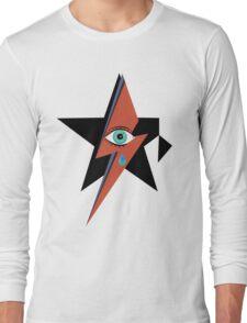 David Bowie : A rock star went to heaven Long Sleeve T-Shirt