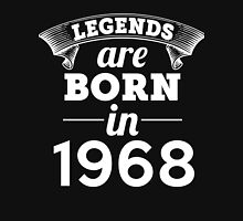 legends are born in 1968 shirt hoodie T-Shirt
