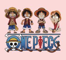 Luffy Kids - One Piece One Piece - Long Sleeve