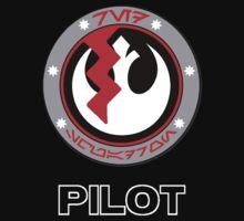 Star Wars Episode VII - Red Squadron (Resistance) - Star Wars Veteran Series by cobra312004