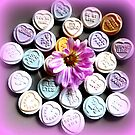 Valentine's Love Hearts by ©The Creative  Minds