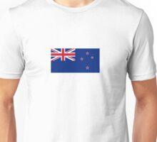 National Flag of New Zealand Unisex T-Shirt