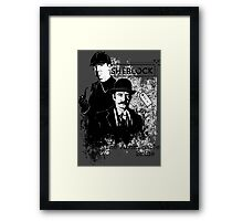 The Abominable Bride Framed Print