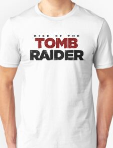 rise of the tomb raider T-Shirt