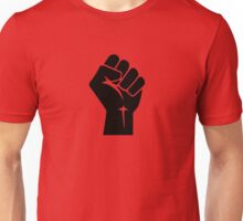 Raised Fist Logo Unisex T-Shirt