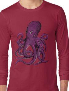The Octopus Long Sleeve T-Shirt