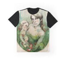 Mermaid Graphic T-Shirt