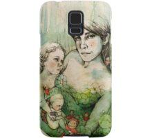 Mermaid Samsung Galaxy Case/Skin