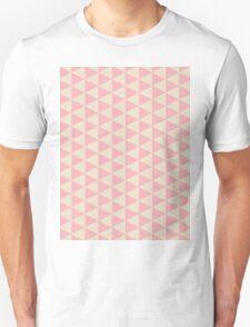 retro triangular pattern Unisex T-Shirt