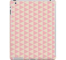 retro triangular pattern iPad Case/Skin