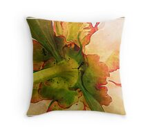 Peony Flirt.. Throw Pillow
